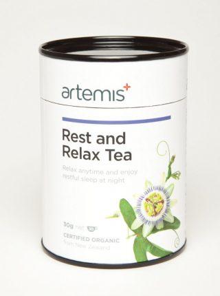 Artemis Organic Rest & Relax Tea
