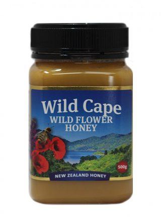 wc wild flower honey